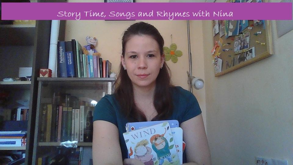 Story Time, Rhymes and Songs with Nina