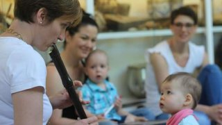 Music with Maria for little ones